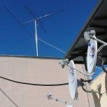 Установка спутниковых антенн, Новосибирск