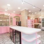 В центре новосибирска продается стильная студия кондитерская, Новосибирск