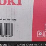 Тонер-картридж OKI 41515212 C9000 Type C3 (чёрный), Новосибирск