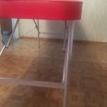 Кушетка, массажный стол продам, Новосибирск