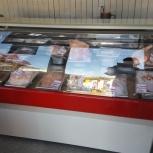 Витрина холодильная Иней 5 ширина 1.5м, Новосибирск