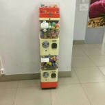 Вендинговый автомат Томми, Новосибирск