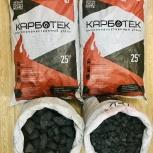 Уголь фр.10-25 и 25-50 для автоматических и полуавтоматических котлов, Новосибирск