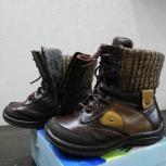 Деми. кожаные ботинки 27 размер котофей, Новосибирск