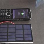 Зарядное устройство на солнечной панели 3 в 1, Новосибирск