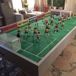 Большой настольный футбол Niktimers, Новосибирск