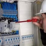 Услуги электрика электрик на дом Вызов электрика. Электрик Новосибирск, Новосибирск