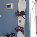 Сноуборд Ride и ботинки, Новосибирск