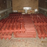 Радиатор чугунный мс-140-500 восстановленный, Новосибирск
