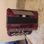 Продам кнопочный аккордеон Weltmeister, Новосибирск