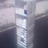 Лестница-трансформер, Новосибирск