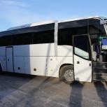 Аренда автобуса  Higer  49+1 место, Новосибирск