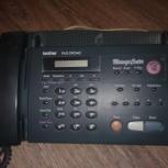 Продам факс brother-290 МС, Новосибирск