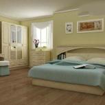 Спальня  КАМЕЛИЯ перламутр (Сура), Новосибирск