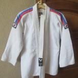 Продам кимоно Дзюдо, б/у, в хорошем состоянии, на возраст 11-12 лет., Новосибирск