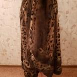 Норковая шуба 58 размер, Новосибирск