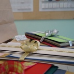 Набор дизайнерской бумаги (для творчества, для скрапбукинга), Новосибирск