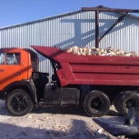 Вывоз мусора, доставка песок, щебень и тд, Новосибирск