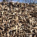 Дрова: береза колотая,сосна.Доставка, Новосибирск