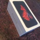 iPhone 6S (128гиг.) - новый, коробка запечатана, Новосибирск