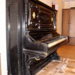 Старинное пианино J.Becker 1896 г, Новосибирск