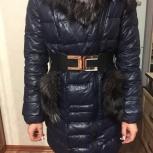 Продам женский зимний пуховик, Новосибирск
