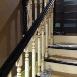 Деревянные лестницы, изготовление и монтаж в Новосибирске и области, Новосибирск