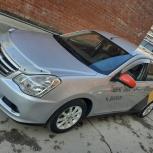 Аренда/выкуп Nissan Almera 2019 г. Газ!! Акпп, Новосибирск