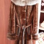 Продам шубу мутоновую, Новосибирск