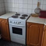 Продам электрическую плиту, Новосибирск