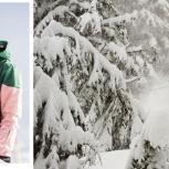 женский комбинезон для сноуборда настоящий не китай, Новосибирск