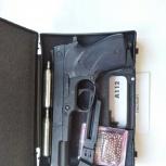Пневматический пистолет аникс 112, Новосибирск