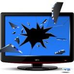 Ремонт телевизоров-восстановление и замена матриц (экранов), Новосибирск