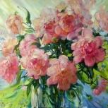 Продам картину современного новосибирского художника Юлии Репиной, Новосибирск