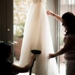 Отпаривание свадебных платьев. Возможен выезд, Новосибирск