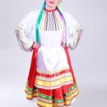 Взрослые и детские национальные Украинские костюмы напрокат, Новосибирск