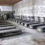 Продам оборудование для производства газоблоков, Новосибирск