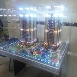 Макеты: от здания до поселка, Новосибирск