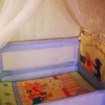 продается детская кровать, Новосибирск