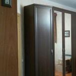 Шкаф стенка зеркальный трехсекционный, Новосибирск