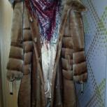 Шуба женская из искусственного меха, Новосибирск