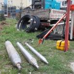 Бестраншейная прокладка водопровода, электрокабели и т. д.  под ключ., Новосибирск