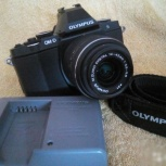Olympus E-M5 kit 14-42/3.5-5.6 II R MSC, Новосибирск
