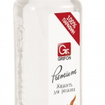 Жидкость для розжига GRIFON Premium, жидкий парафин, 500 мл /25/1, Новосибирск