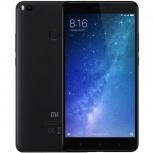 Xiaomi Mi Max 2 Black 64GB, Новосибирск