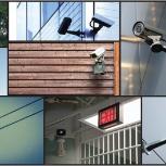 Установка и ремонт видеонаблюдения, Новосибирск