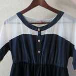 продам нарядное платье для беременных, Новосибирск