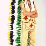 Карнавальный костюм для детей и взрослых Индеец напрокат, Новосибирск