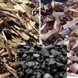Дрова береза, сосна, уголь, Новосибирск
