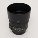 Фотоаппарат Nikon 50mm f/1.8G AF-S Nikkor + UV фильтр, Новосибирск